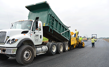 Libs Paving Asphalt Paving Services