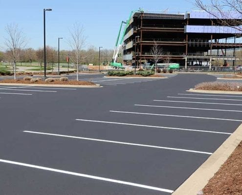 Libs Paving Striping and Pavement Markings