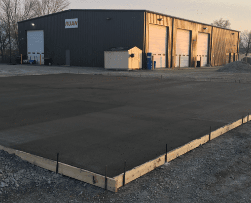 Concrete and Curbing - Libs Paving