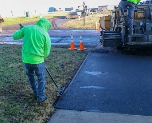 Libs Paving Projects