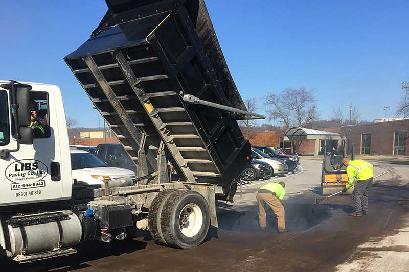 Libs Paving Patching Services