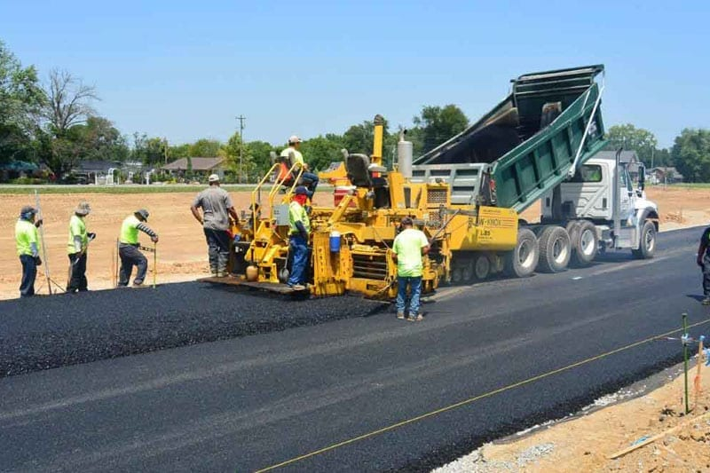 Asphalt Services and Maintenance