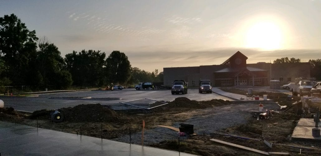 Public School Asphalt Paving Project