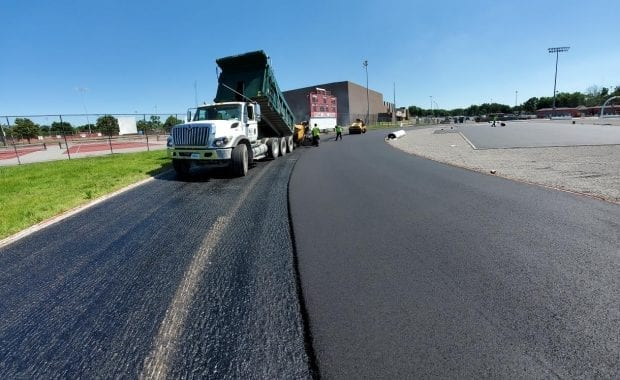 Libs paving Company provides Asphalt milling and Asphalt resurfacing to institutions and government buildings across Louisville, Kentucky and Southern Indiana